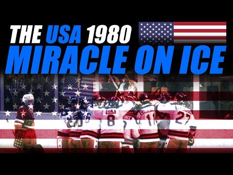 The USA 1980 Miracle On Ice