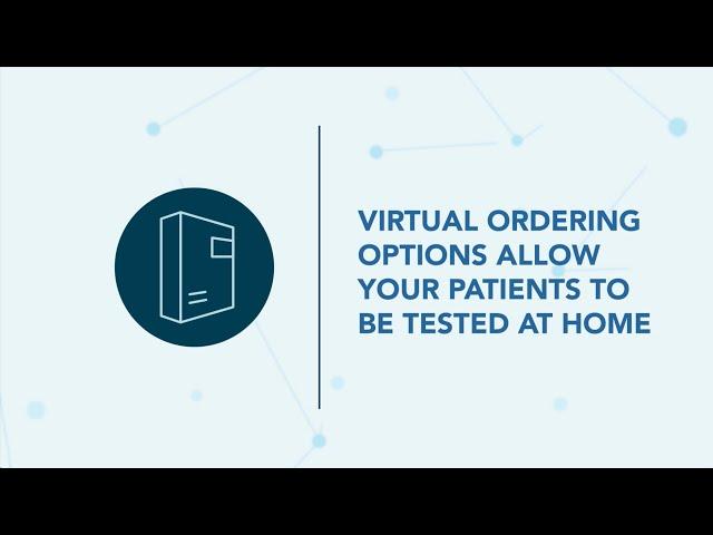 Myriad Women's Health Virtual Test Ordering
