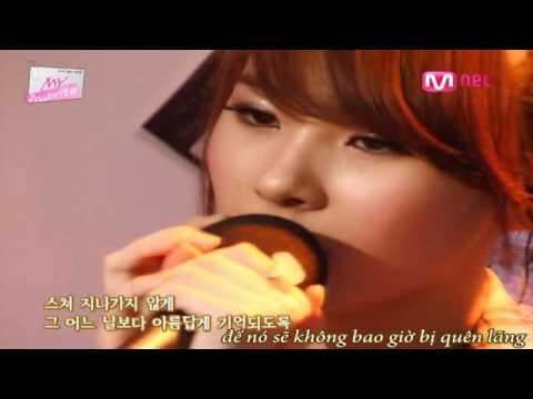 Lirik Lagu Wonder Girls - Saying I Love You