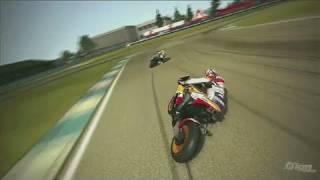 MotoGP 09/10 Xbox 360 Gameplay - TGS 09: High Speed