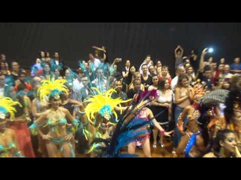 The Brazilian room at the 10th Sydney Latin Festival