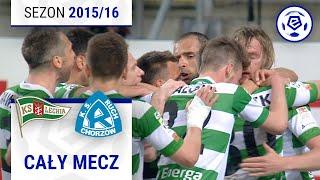 Lechia Gdańsk - Ruch Chorzów [2. połowa] sezon 201516 kolejka 35
