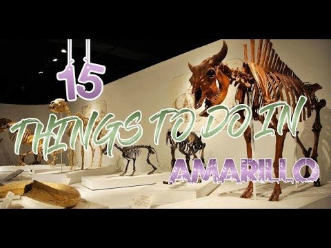 Top 15 Things To Do In Amarillo, Texas