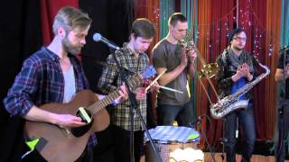 Ewert And The Two Dragons - Good Man Down (Live @ ESNS 2013)
