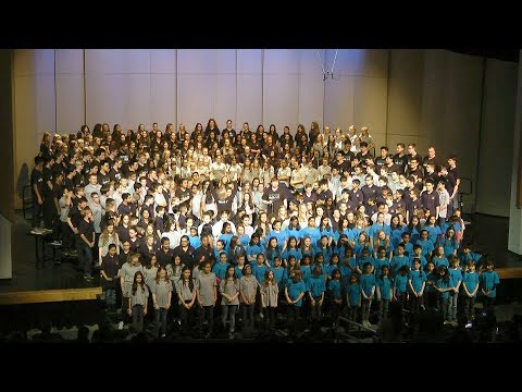 Skyline High School - A Celebration in Song
