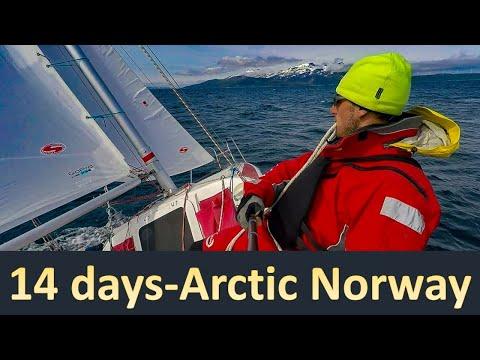 Sailing adventure Arctic Norway 2015 expedition