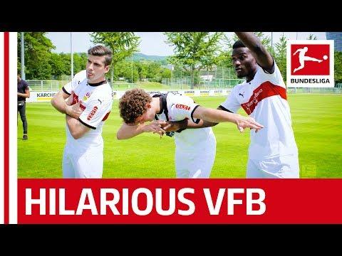 VfB Stuttgart - Back in the Bundesliga and having fun