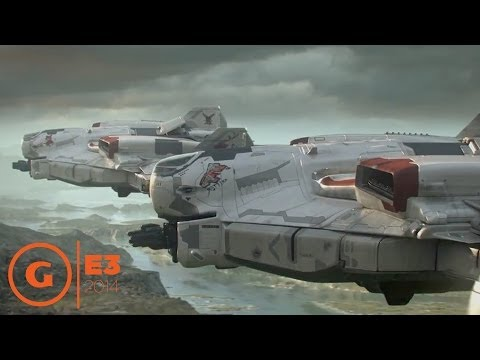 Dreadnought - E3 2014 Teaser Trailer