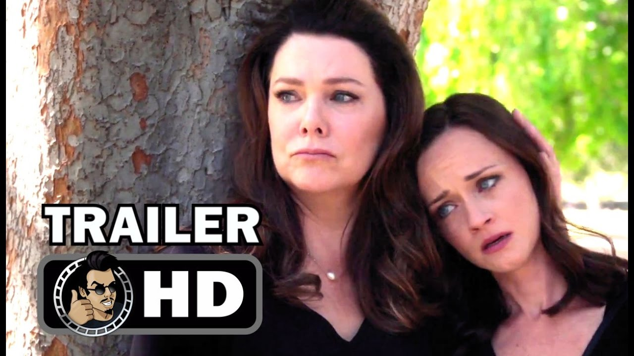 Download GILMORE GIRLS: A YEAR IN THE LIFE Official Trailer (2016) Lauren Graham