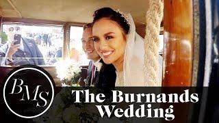 The Burnands Wedding | Arthur Burnand & Georgina Wilson