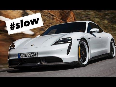 The Porsche Taycan Will Be A Flop
