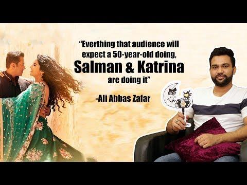 Ali Abbas Zafar on Salman and Katrina playing a 50-year-old in Bharat