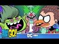 Teen Titans Go! | Science Fails | DC Kids