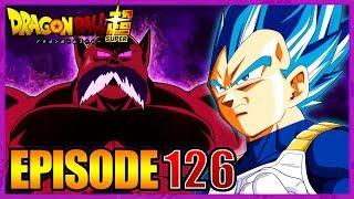 VEGETA, AU PÉRIL DE SA VIE ? PRÉDICTIONS DRAGON BALL SUPER EPISODE 126 - LPB #96