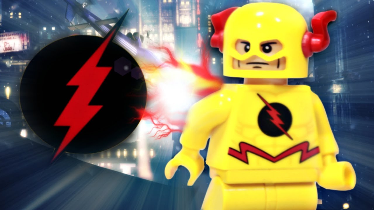 """LEGO DC Super Heroes Custom """"Reverse Flash"""" Review - YouTube"""