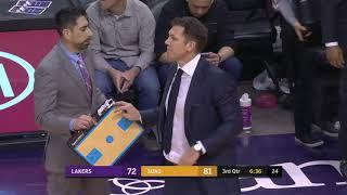 Los Angeles Lakers vs Phoenix Suns : March 2, 2019