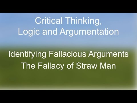 fallacy project  Equivocation Example  a visual example of the logical fallacy  Equivocation