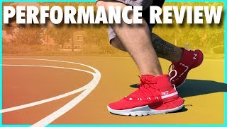 under Armour Curry 3ZER0.2 Performance Review
