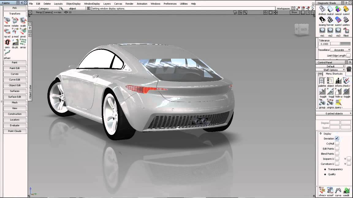 Alias Automotive 2014 Concept design and Product modeling ...