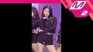 [MPD직캠] 구구단 나영 직캠 'The Boots' (gugudan NAYOUNG FanCam) | @MCOUNTDOWN_2018.2.1