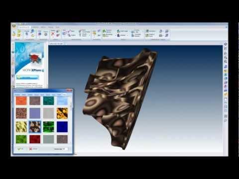 WorkXPlore 3D Texturas