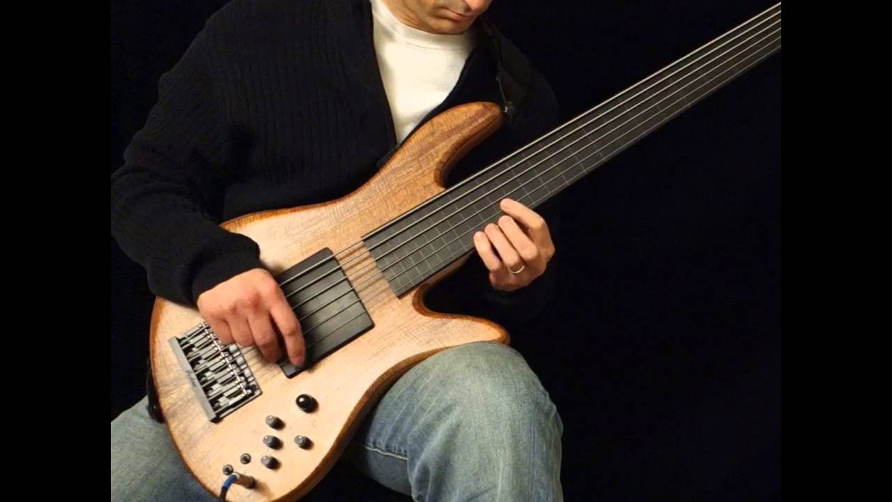 Sting Fretless Bass : 6 string fretless bass song 39 flying 39 youtube ~ Russianpoet.info Haus und Dekorationen