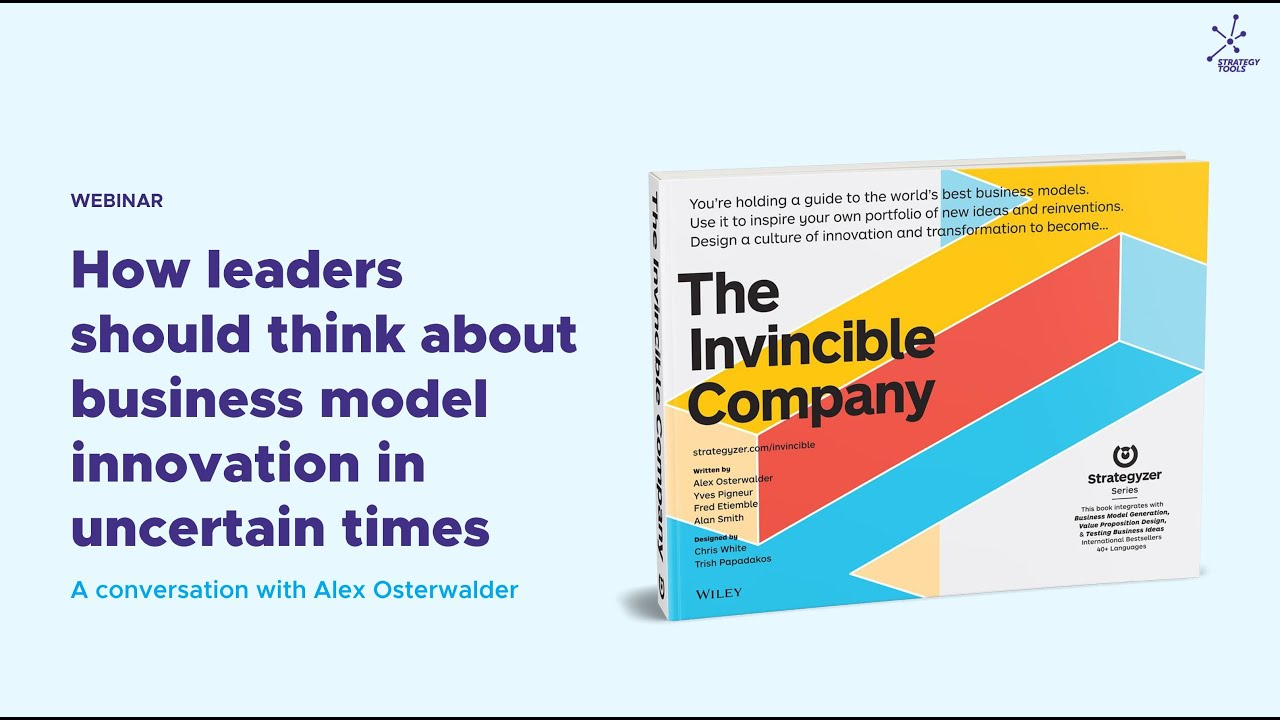 How leaders should think about business model innovation in uncertain times