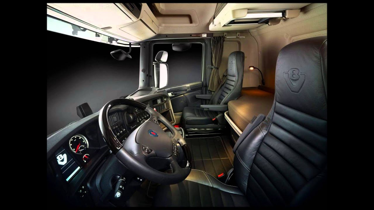 interior scania vs volvo youtube