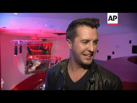 Luke Bryan immortalized in wax by Madame Tussauds
