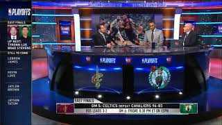 Cavaliers vs Celtics game 5 Postgame Analysis | NBA Gametime