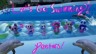 BBP: 'Beanie Boos Go To The Pool!'