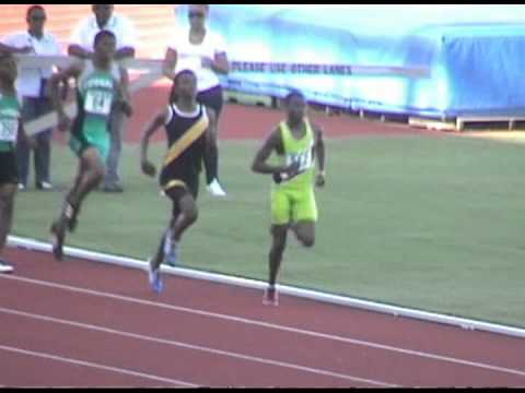 Ornesto wins 800m at TRINIDAD MORVANT JETS