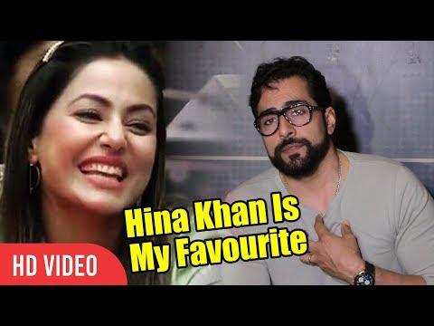 Sudhanshu Pandey Reaction On Bigg Boss 11 | HIna Khan Is My favourite