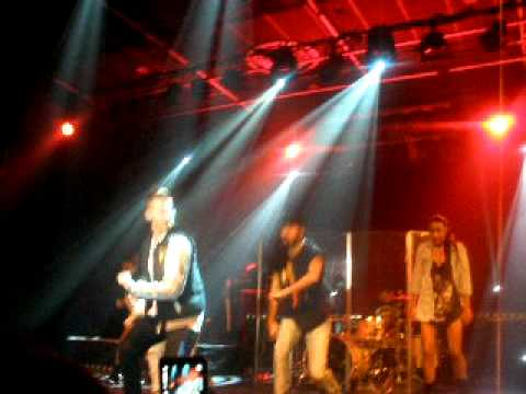 M.POKORA - Turn It Up @ Drancy le 09.01.2011