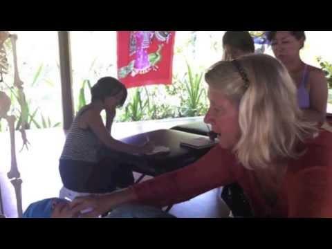 Ellen Watson's Moving Meditation Practices In Paradise