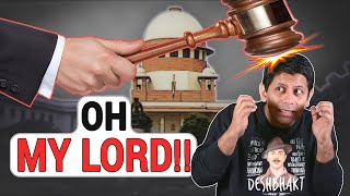 Understanding the Stunning Silence of the Supreme Court of India | The Deshbhakt with Akash Banerjee