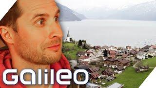 Lost Places: Versteckte Bunker der Schweiz | Galileo | ProSieben