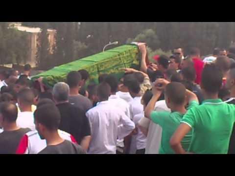 جنازة الشاب عقيل رحمه الله