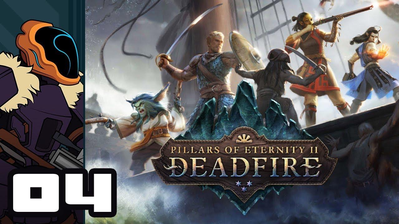 Lets Play Pillars of Eternity: Episode 2 : projecteternity