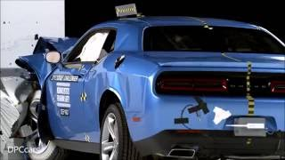 2016 Dodge Challenger Crash Test