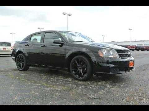 2014 Dodge Avenger Se Blacktop Edition For Sale Dayton