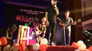 Nỗi đau - Tý, Ty, Sơn Lê ( Khúc Yêu Thương 2015) clb Guitar DUE