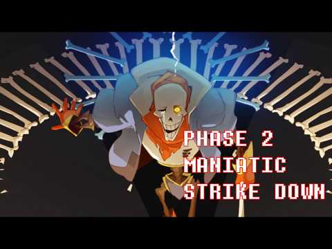 [Nightcore] Disbelief Papyrus Hardmode (Full OST)