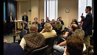 Full Conversation with Kyle Vogt and U.S. DOT Under Secretary Derek Kan