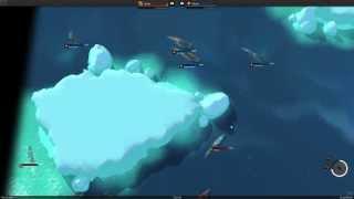 Leviathan: Warships Replay Example #1