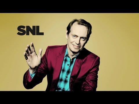 Saturday Night Live - Steve Buscemi - December 3, 2011