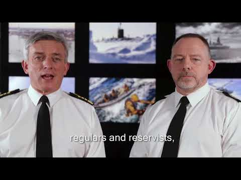 First Sea Lord & Warrant Officer of the Naval Service   Christmas 2018 message