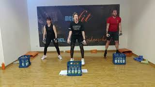 Wasserkasten Workout 2.0 - 45min - medifit Wolfhagen