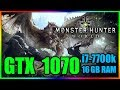 Monster Hunter World - Highest settings (1080p) | GTX 1070 | i7 7700k