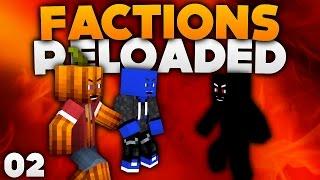 ANGRIFF AUF UNS UND NEUE BASE! - Minecraft Factions RELOADED #2 | DieBuddiesZocken
